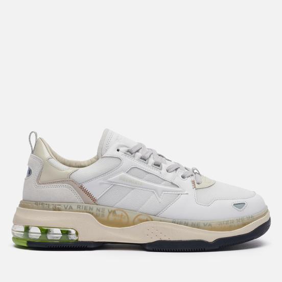 Мужские кроссовки Premiata Drake 101 White
