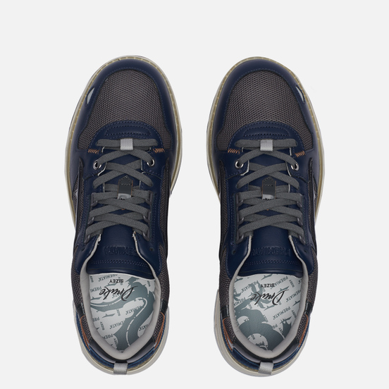 Мужские кроссовки Premiata Drake 106 Grey/Navy