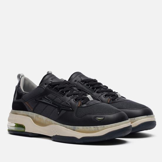 Мужские кроссовки Premiata Drake 220 Black