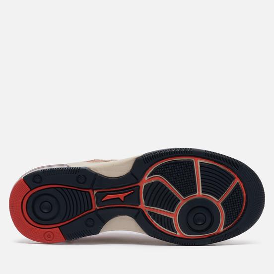 Женские кроссовки Premiata Drake-d 088 Dark Peach