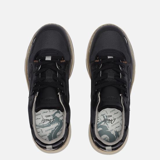 Женские кроссовки Premiata Drake-d 220 Black