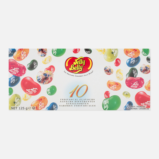 Драже Jelly Belly 10 Flavors 125g
