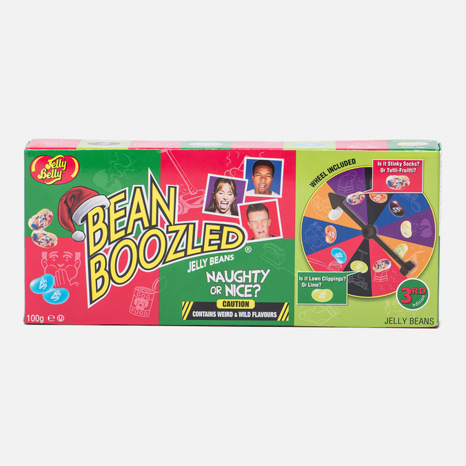Драже Jelly Belly Bean Boozled Spinner Game 100g