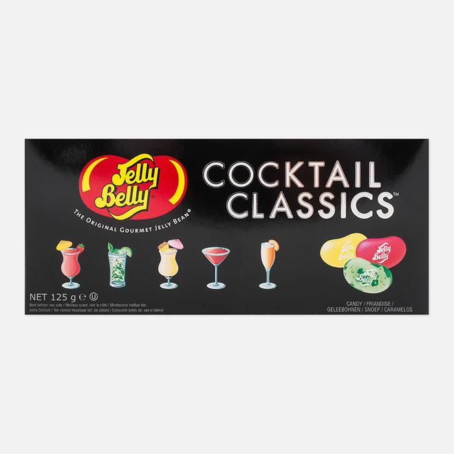 Драже Jelly Belly Classic Cocktails 125g