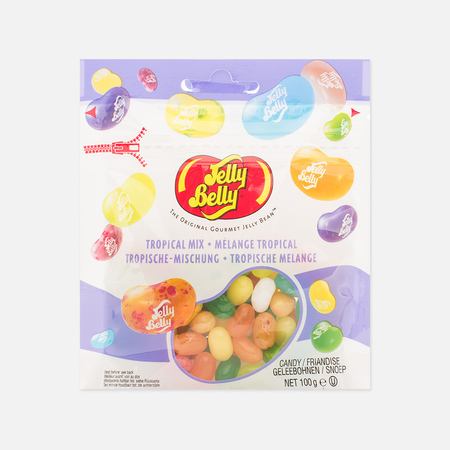 Драже Jelly Belly Tropical Mix 100g