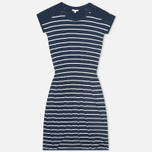 Женское платье Barbour Clovely Navy/White фото- 0