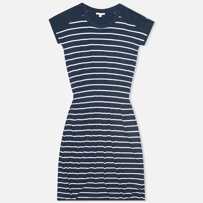 Женское платье Barbour Clovely Navy/White