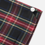 Женское платье Fred Perry Laurel Button Down Tartan Black фото- 3