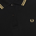 Женское платье Fred Perry Laurel Pleated Pique Tennis Black/Champagne фото- 2
