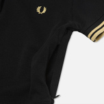 Женское платье Fred Perry Laurel Pleated Pique Tennis Black/Champagne фото- 3