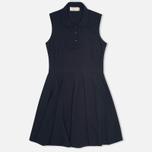 Женское платье Maison Kitsune Crepe Ella Dark Navy фото- 0