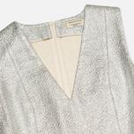 Женское платье Maison Kitsune Flore Silver фото- 1