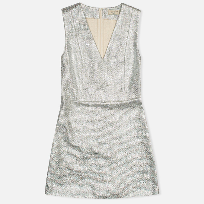 Женское платье Maison Kitsune Flore Silver