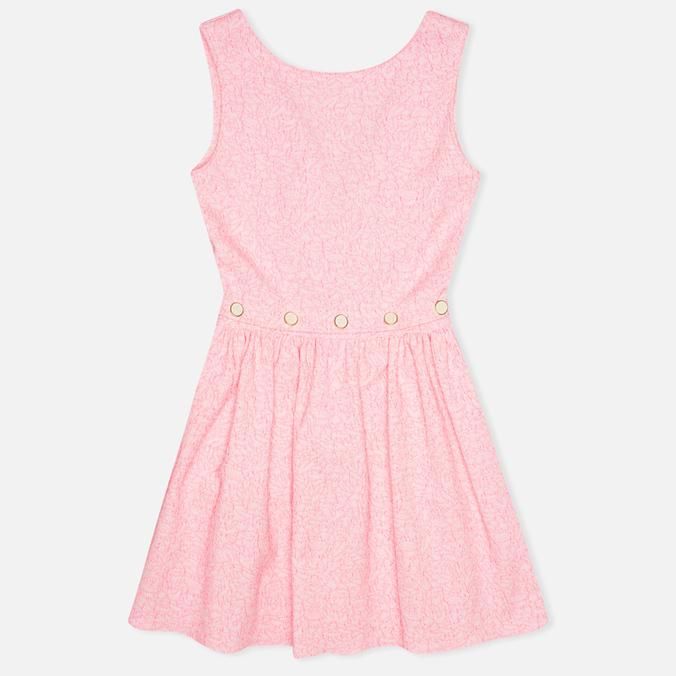 Женское платье Maison Kitsune Jungle Bali Pink Fluo