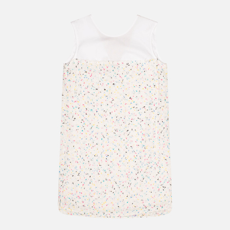 Женское платье Maison Kitsune Multicolored Ellie White