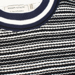 Женское платье Maison Kitsune Print Ideal Cream Black фото- 2