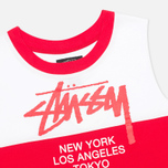 Stussy Half Tour Dress Red photo- 1