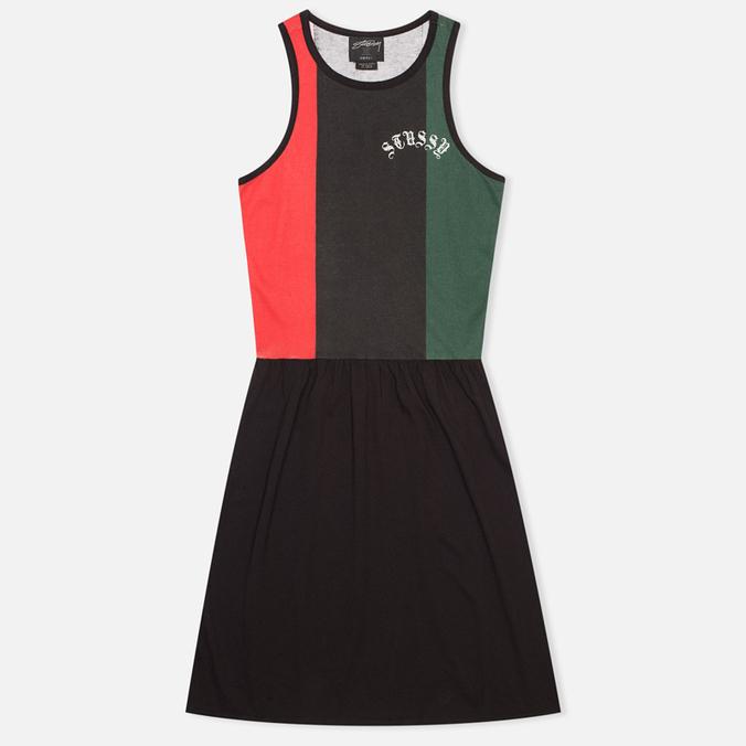 Женское платье Stussy Lo-Fi Black