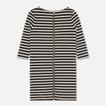 Женское платье YMC Breton Stripe Black/Cream фото- 1