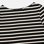 Женское платье YMC Breton Stripe Black/Cream фото- 2