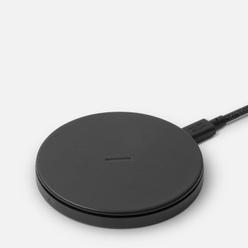 Беспроводное зарядное устройство Native Union Drop Wireless Charger Classic Leather Black