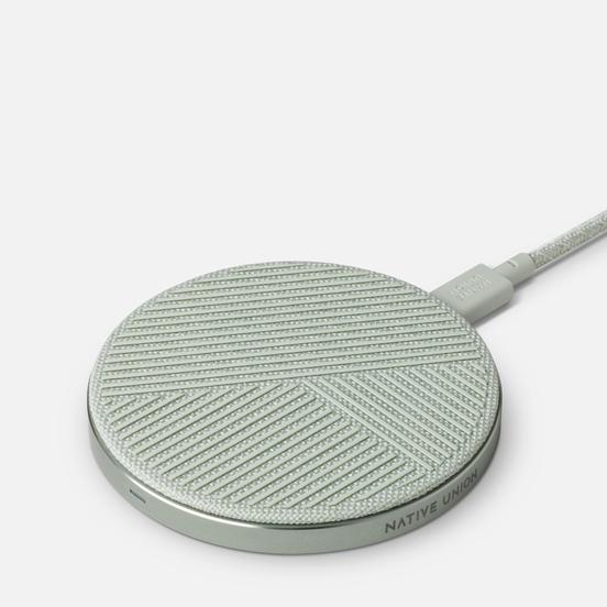 Беспроводное зарядное устройство Native Union Drop Wireless Charger Sage
