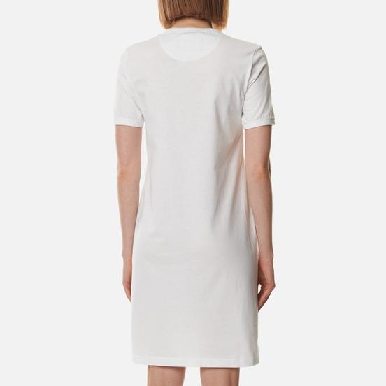 Женское платье Lyle & Scott Classic Crew Neck White