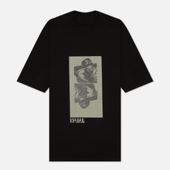Мужская футболка Rick Owens DRKSHDW Gethsemane Jumbo Tomb Black/Oyster