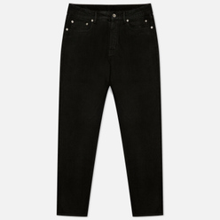Мужские джинсы Rick Owens DRKSHDW Gethsemane Performa Cut Black