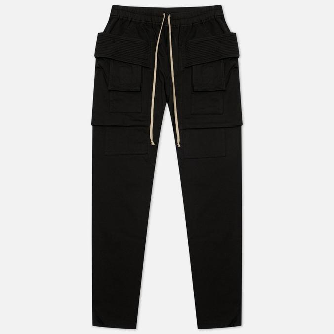 Мужские брюки Rick Owens DRKSHDW Gethsemane Creatch Cargo Drawstring