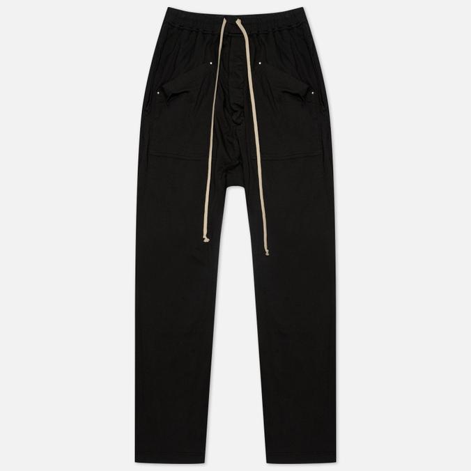 Мужские брюки Rick Owens DRKSHDW Gethsemane Cargo Drawstring Long