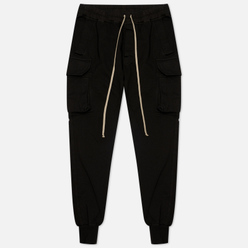 Мужские брюки Rick Owens DRKSHDW Gethsemane Mastodon Cut Black