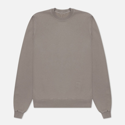 Мужская толстовка Rick Owens DRKSHDW Performa Crew Neck Putty
