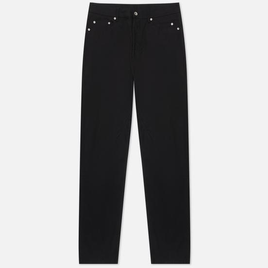 Мужские брюки Rick Owens DRKSHDW Performa Cut Black
