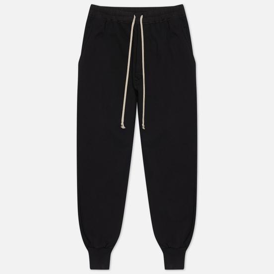 Мужские брюки Rick Owens DRKSHDW Performa Prisonner Drawstring Black