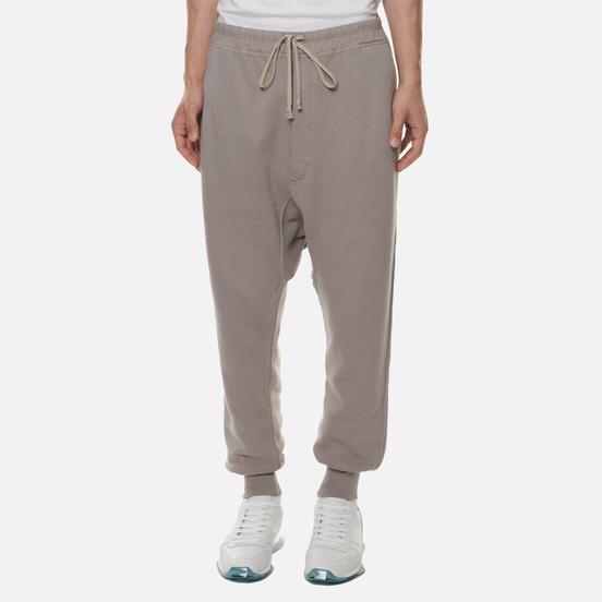 Мужские брюки Rick Owens DRKSHDW Performa Prisonner Drawstring Putty
