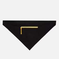 Сумка на пояс Rick Owens DRKSHDW Performa Bandana Cross Black/Yellow