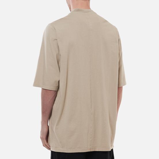 Мужская футболка Rick Owens DRKSHDW Phlegethon Jumbo Pearl