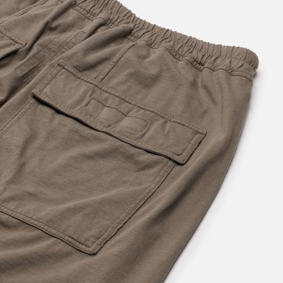 Мужские шорты Rick Owens DRKSHDW Phlegethon Drawstring Pods Dust