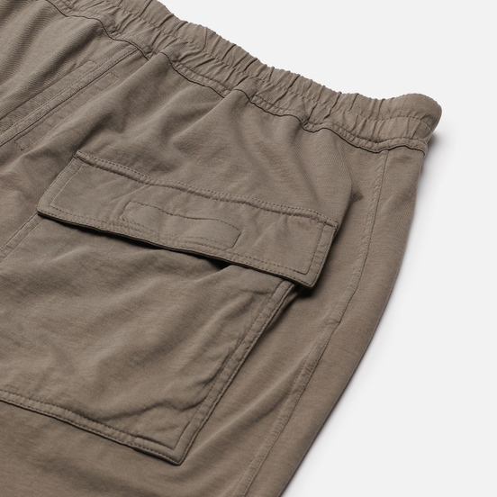 Мужские шорты Rick Owens DRKSHDW Phlegethon Pusher Dust