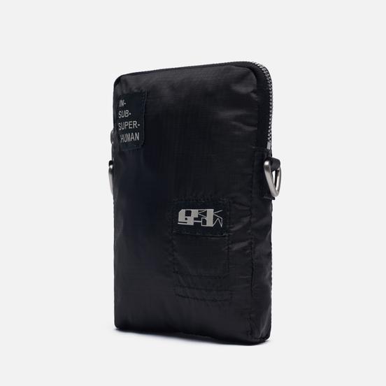 Сумка Rick Owens DRKSHDW Phlegethon Small Zip Black