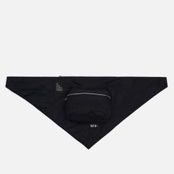 Сумка на пояс Rick Owens DRKSHDW Phlegethon Bandana Wallet Pocket Black
