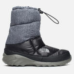 Мужские дутики The North Face Nuptse III Melange/Black фото- 0