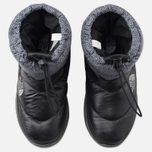 Мужские дутики The North Face Nuptse III Melange/Black фото- 4