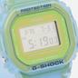 Наручные часы CASIO G-SHOCK DW-5600LS-2ER Skeleton Series Light Blue/Green фото - 2