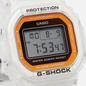 Наручные часы CASIO G-SHOCK DW-5600LS-7ER Clear/Orange фото - 2