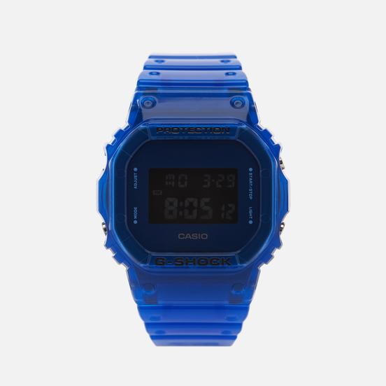 Наручные часы CASIO G-SHOCK DW-5600SB-2ER Deep Blue/Deep Blue