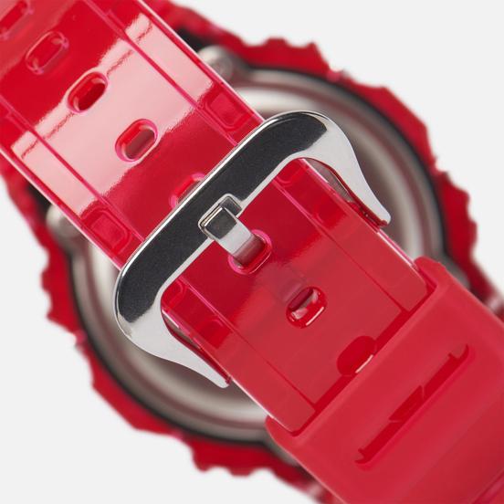 Наручные часы CASIO G-SHOCK DW-5600SB-4ER Fuchsia/Fuchsia