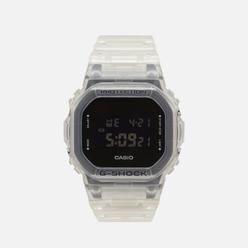 Наручные часы CASIO G-SHOCK DW-5600SKE-7ER Transparent Clear/Clear/Black