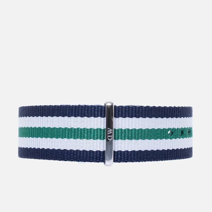 Ремешок для часов Daniel Wellington Nottingham 20mm Navy/Green